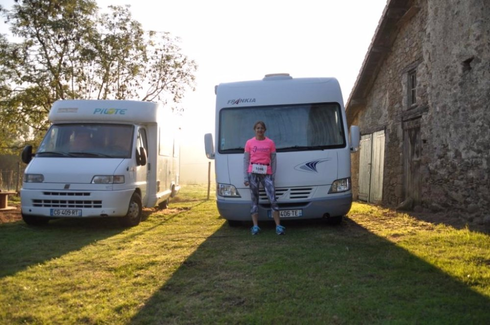 Aire camping-car à Roche-sur-Yon (85000) - Photo 3